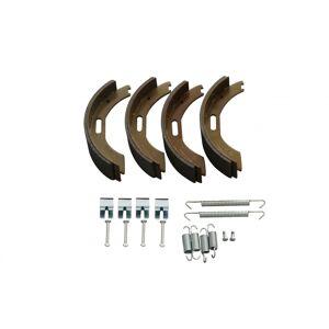 Bromsbacksats, 200x50mm, BPW, S2005-7, 09.801.03.79.0, Brakeparts