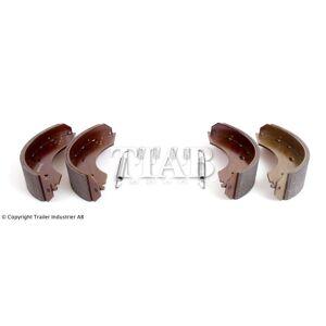 Bromsbacksats, 230x50mm, AL-KO, 1220329, Brakeparts