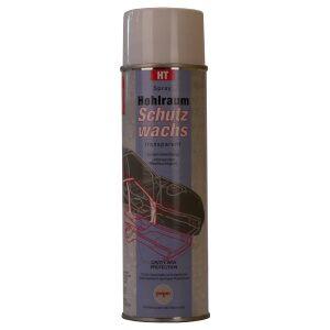 Fertan HT Hohlraum Wachs transparent Spray kpl. Sonde + 360°Düse 500 Milliliter Spray Burk