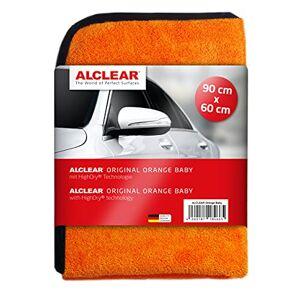ALCLEAR 9520 original  orange baby extremt absorberande mikrofiber bil torkduk 90 x 60 cm