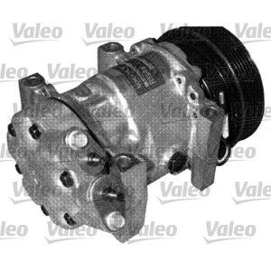 VALEO Kompressor, Klimatanläggning  Renault -  Megane,  Clio,  Kangoo, Symbol