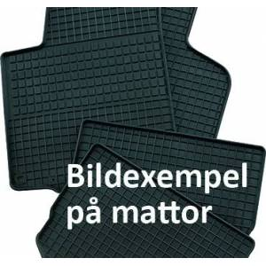 Mekster Protect Gummimatta Till Kupén  Audi -  A6, A7