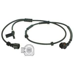 DELPHI Abs-givare  Ford - Seat - Vw