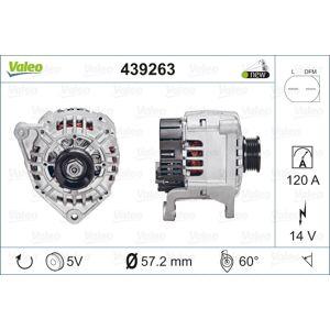 VALEO Generator  Audi - Skoda - Vw