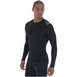 adidas Camisa de Compressão Manga Longa adidas Alphaskin Sport - Masculina - PRETO