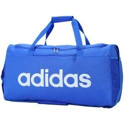 adidas Mala adidas Linear Core Duffel Bag M - AZUL