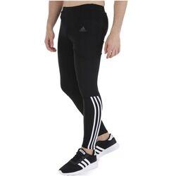 adidas Calça Legging adidas Running 3S TGT - Masculina - PRETO