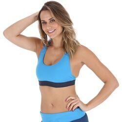 adidas Top Fitness com Bojo adidas DRST X - Adulto - AZUL CLARO
