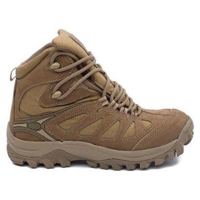 Bota Airstep Hiking Coyote - Army 5700-35 - 40 - Unissex