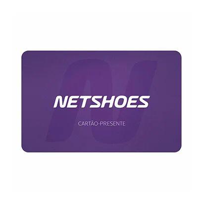 Cartão Presente Netshoes R$ 120,00 - Unissex