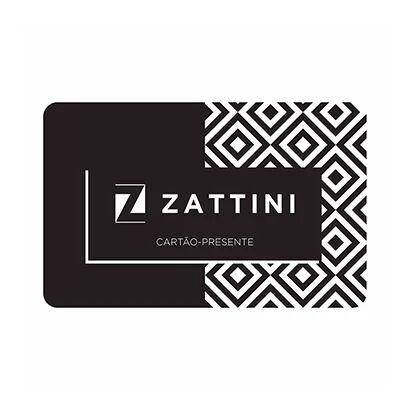 Carto Presente Zattini R$ 80,00 - Unissex