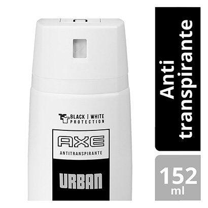 Desodorante Antitranspirante Axe Urban Anti-Manchas Aerosol 152ml - Unissex