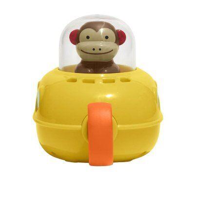 Hora do Banho Skip Hop - Submarino -  Coleo Macaco - Unissex