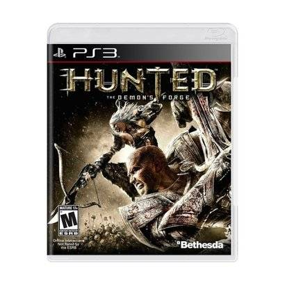 Jogo Hunted: the Demon's Forge - PS3 - Unissex