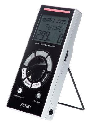Seiko SQ 200 Metronome Black