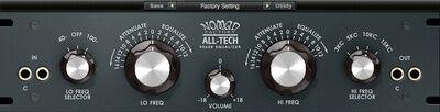 Nomad Factory All-Tech 9063B EQ