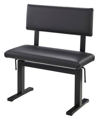 Andexinger 484 Piano Bench w. Backrest