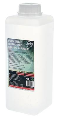 ADJ Fog juice 2 medium - 1 Liter