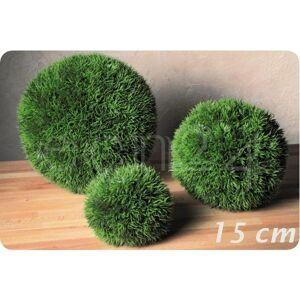 Boltze Græskugle - pynter på terrassen eller i hjemmet 15 cm