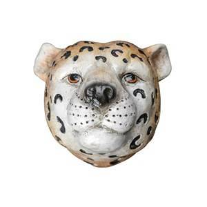By On Wall vase Cheetah