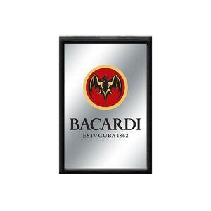 ART RETRO mainospeili BACARDI 30x20 cm