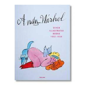 Warhol, Andy Andy Warhol: Seven Illustrated Books 1952-1959 (383656209X)