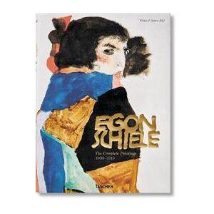 Natter, Tobias G. Egon Schiele. The Complete Paintings 1909-1918 (3836546124)