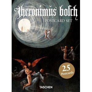 Bosch Postcard Set