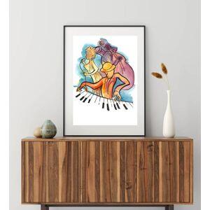 Mjukahem.se Posters - Jazz Piano