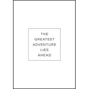 Bildverkstad The greatest adventure lies ahead