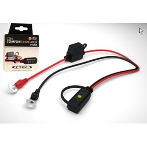 CTEK Comfort Connect Eyelet M8 Akunvarausindikaattori