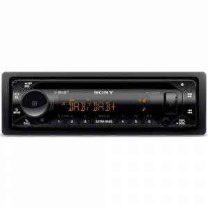 Sony DAB+ CD/RDS, 4 x 55W, MP3/WMA