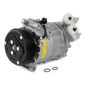 HELLA Kompressor 8FK 351 334-611 AC Kompressor,Klimakompressor FORD,TRANSIT CONNECT P65_, P70_, P80_,TOURNEO CONNECT