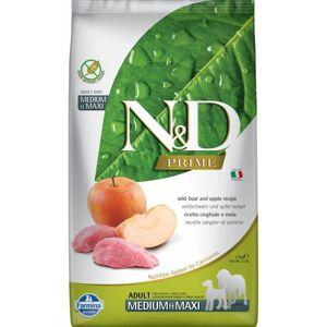 Farmina N&D Dog Grain-Free Boar & Apple Adult Med/Max 2,5 kg