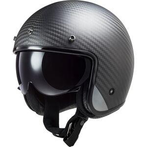 LS2 OF601 Bob Carbon Jet hjelm S Karbon