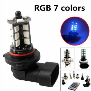 Se TILBUD på CNSUNNYLIGHT H11 9005 HB3 9006 HB4 LED Car Fog