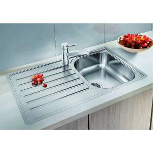 Blanco Lantos 45 S-if Compact 768x488 Mm, For Nedfel/plan-/underliming