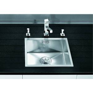 Blanco Zerox 450-IF 490x440 mm, for nedfelling/planliming