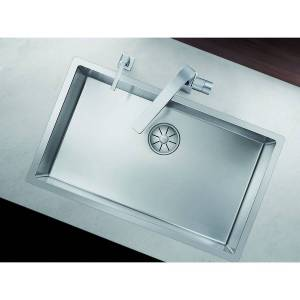 Blanco Claron 700-IF/N 740x440 mm, for nedfelling/planliming