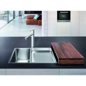 Blanco Claron 550-IF/N 590x440 mm, for nedfelling/planliming