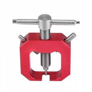 Rc Motor Gear Puller, Professional Tool Universal Motor Pinion Gear Puller Remover for Rc Motors Upgrade Part Accessory (Red)