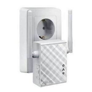 Asus 90ig01x0-bo210 N300 Access Point Wifi Repeater 10/100 Mbps 2x2 Dbi