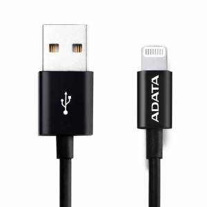 A-Data ADATA Lightning Cable 1m Black