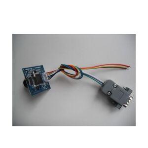 Kameramodul m. RS232 interface Farve, 420 TV linjer grensesnitt truncmodul pos