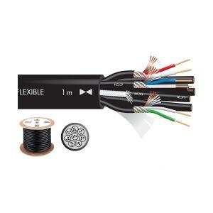 SMC Multikabel 50m SMC-8 TILBUD NU multicable multipair kabel cable multi