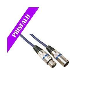 HQ Power Prof. DMX kabel (10m) TILBUD NU strøm makt