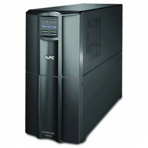 APC Smart-UPS 2200, 230V, 2200 VA / 1980 W, 9 Utgångar, SmartConnect