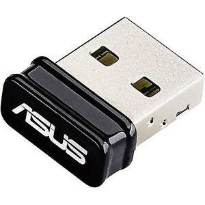 Asus USB-N10 Nano Wi-Fi dongle USB 2.0 150 Mbps