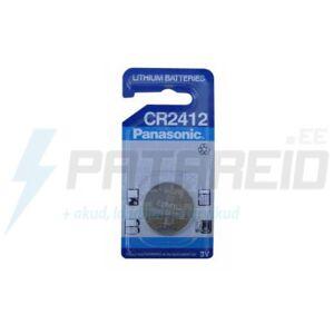 CR2412 litium nappiparisto