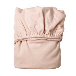 Leander Laken til babyseng - 2 pk, soft pink